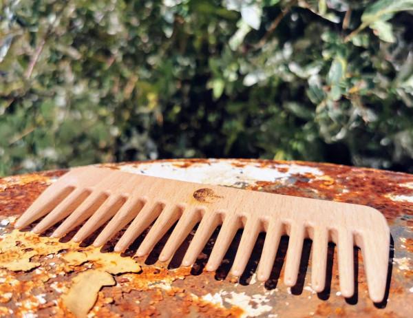 Holzkamm grob 13,5cm